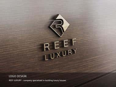 Logo design Reef Luxury