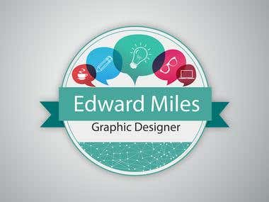 Edward Miles\' Logo