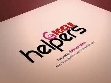 GiggleHelpers\' Logo