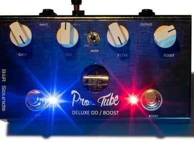 Analog signal processor development