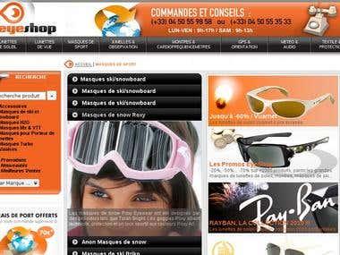 Eyeshop