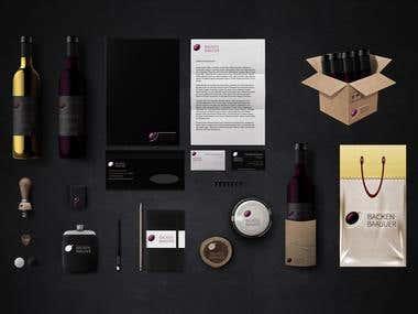 Beckenbaauuer Company Identify  Project