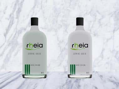 Rheia Olive Oil