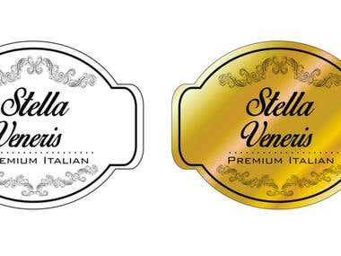 Disegnare un Logo for STELLA VENERI