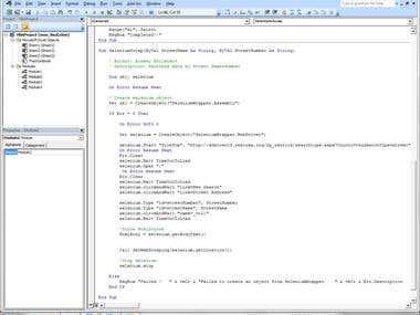 Web Scraping in Excel using VBA Programming