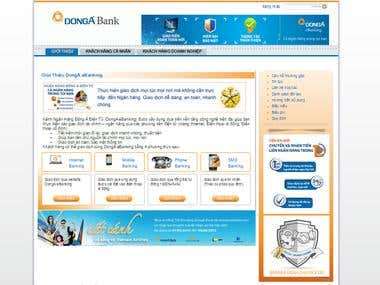 DongA Ebanking CMS