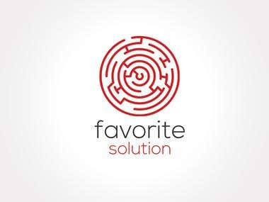 Logo for a Software solutions startup