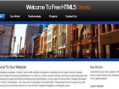 WEB PAGE NO 3