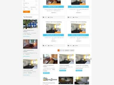 Wordpress with booking system