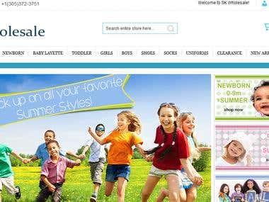 wholesale ecommerce portal in magento