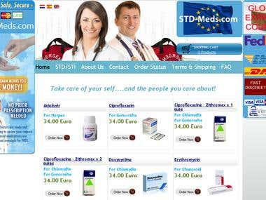 Site made in Joomla