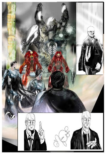 artwork/comic