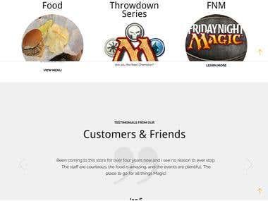 Kaboom Main Website