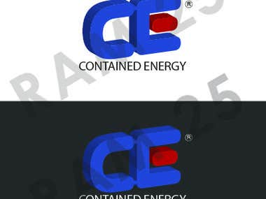 Logo Design for Contained Energy