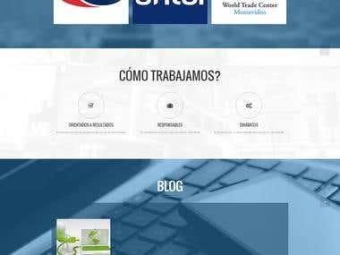 Terolink.com.uy Website
