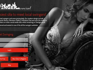 Revamp online swingers dating site