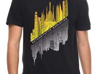 Shirt sci-fi