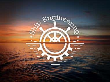 Ship Engineering Logo