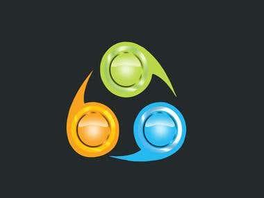 9 ball logo