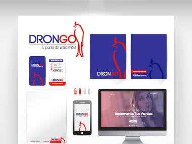 Drongo - Identidad Corporativa
