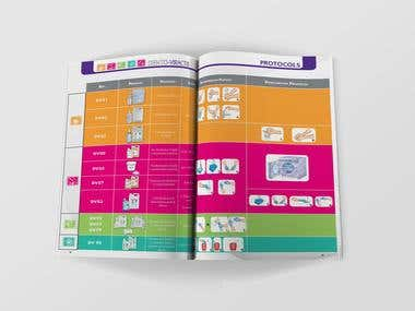 Brochure for French Company - HYGITECH