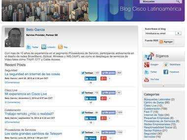 Cisco Latin America Blog