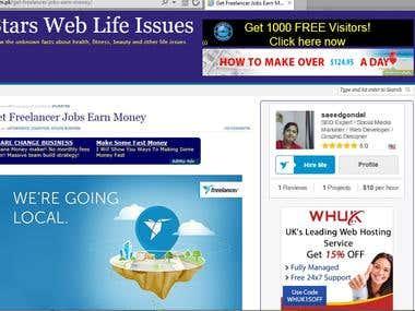 My Own Website starsweb.cc.com.pk
