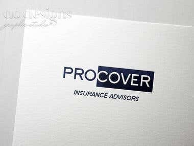 LOGO Design for ProCover