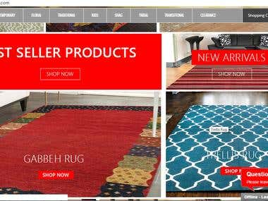 Online home store