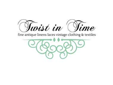 Logo for an Antique Shop