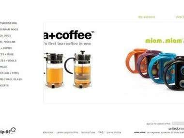 a+coffee