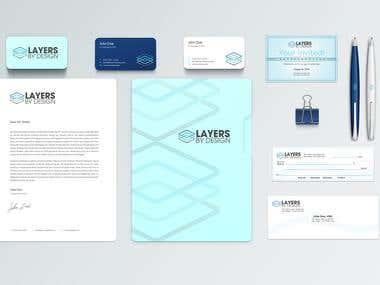 Layers By Design Branding