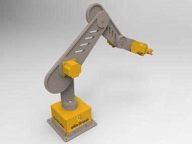 Robotic Arm Design