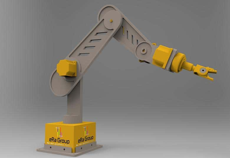 Robotic Arm Design | Freelancer