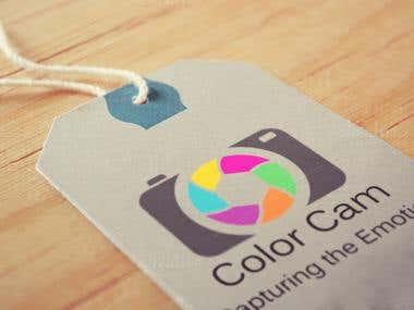 Color Cam Logo Design