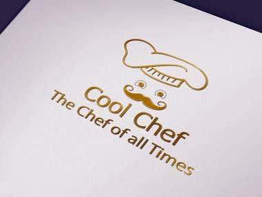 Cool Chef Logo Design