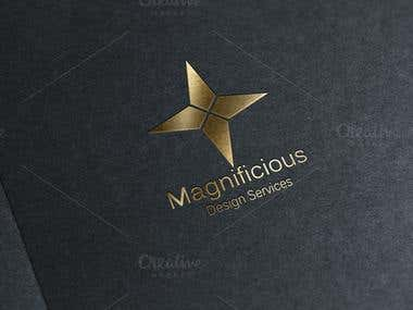 Magnificious - Star Logo Design