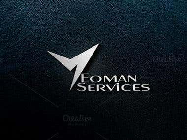 Yeoman Services-Letter Y Logo Design
