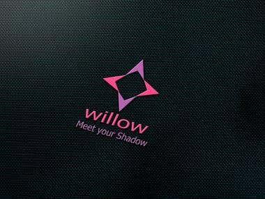 Willow Logo Design