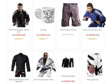 Tatami Fight wear -http://tatamifightwear.com/