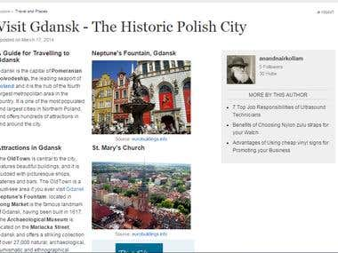 Visit Gdansk - The Historic Polish City