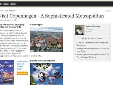 Visit Copenhagen - A Sophisticated Metropolitan