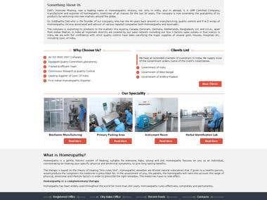 Deb Homoeo Pharma - Homeopathy Medicine Manufacturer