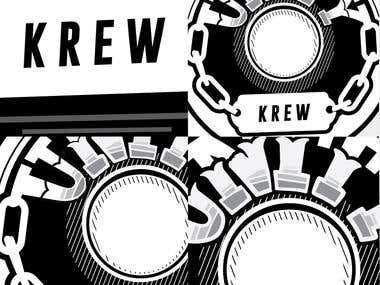 UNITY CREW - Logo Design