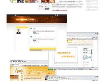 Various Website