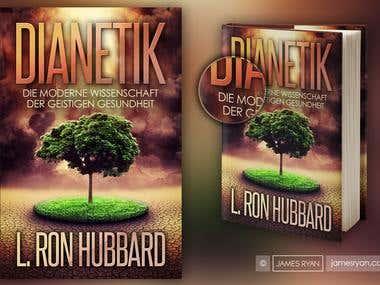 Dianetik - Book Cover Design