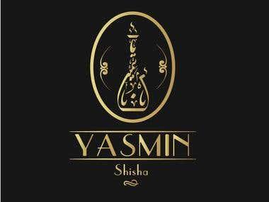 Yasmin Shisha Logo