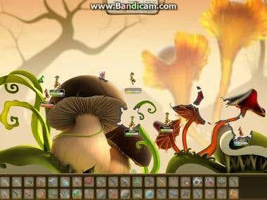 Bug Wars -- multiplayer