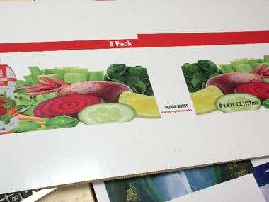 Graphic Design- Box Packaging