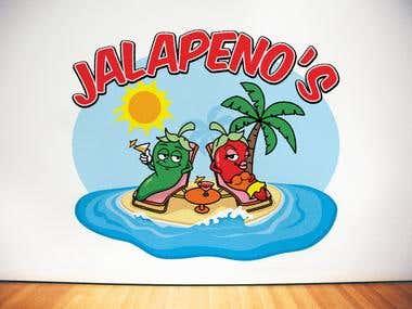 Jalapeno\\\'s logo